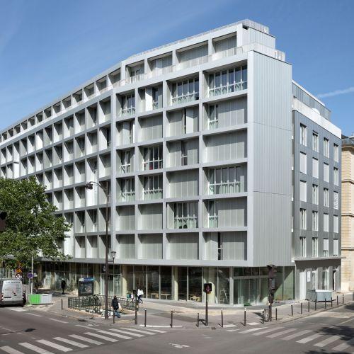 Paris, Caserne de Reuilly